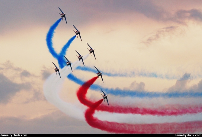 military rc helicopters with Patrouille De France Airpower Zeltweg 1 on Katyusha Fire Real Russian Rockets Roar Rear additionally Bell Boeing V 22 Osprey as well North american t 6 texan thun 2 additionally Eurocopter EC120 Colibri additionally Hawker sea fury thun.