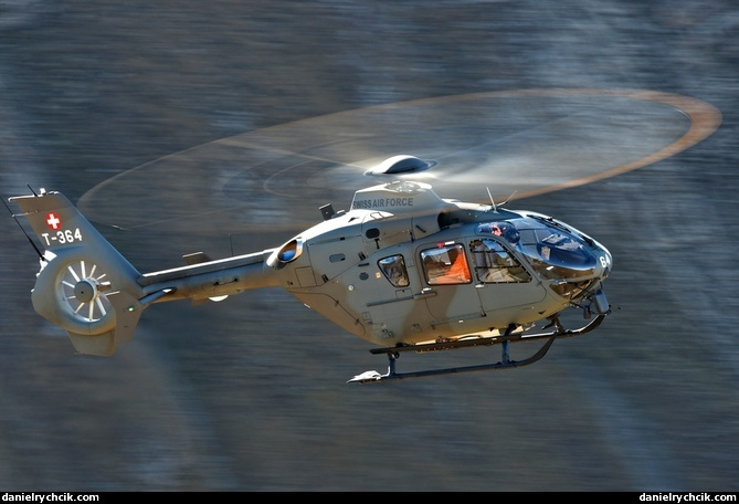 Helicopters Eurocopter Ec635